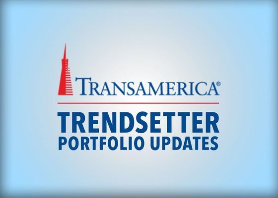 Transamerica Trendsetter Portfolio Updates 2017