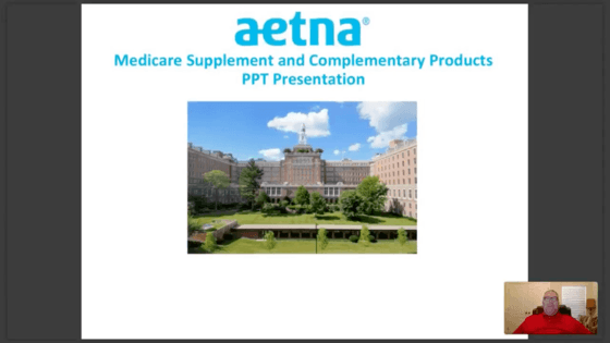Aetna Medicare Supplement and Complementary Products Presentation