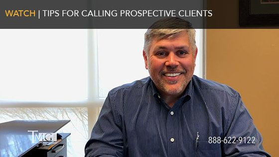 Tips for Calling Prospective Clients
