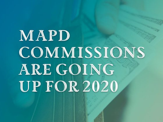 2020 MAPD Commissions
