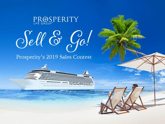 Prosperity's 2019 Sales Contest