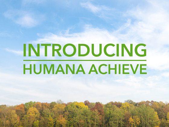 Introducing Humana Achieve