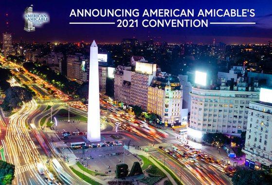 American Amicable 2021 Convention