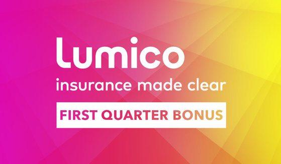 Lumico First Quarter Bonus