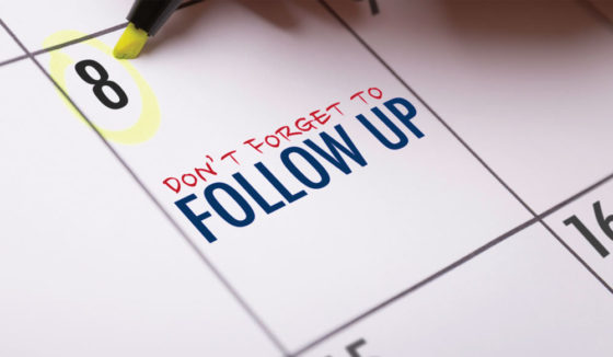 The #1 Effective Follow-Up Strategy for Medicare Clients